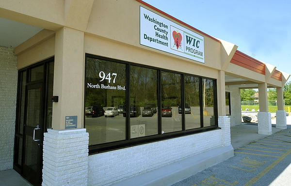New location of WIC Program at the former County Market on North Burhans Blvd.