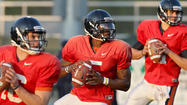 PICTURES: UVA Spring Practice at CNU