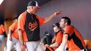 Orioles pitching staff taking shape