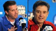 The sniping between Kentucky's John Calipari and Louisville's Rick Pitino has been put on hold this week, much to the disappointment of the fan bases of their respective teams and the media assembled for the Final Four in New Orleans.