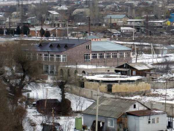The YMCA of the Foothills provided $20,000 to help build the YMCA presence in Armenia.