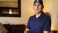 CALEXICO — U.S. ArmySgt. Odin Ayala recalls hearing a single click before his life changed Sept 14.