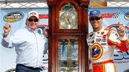 Kevin Harvick storms to trucks victory at Martinsville