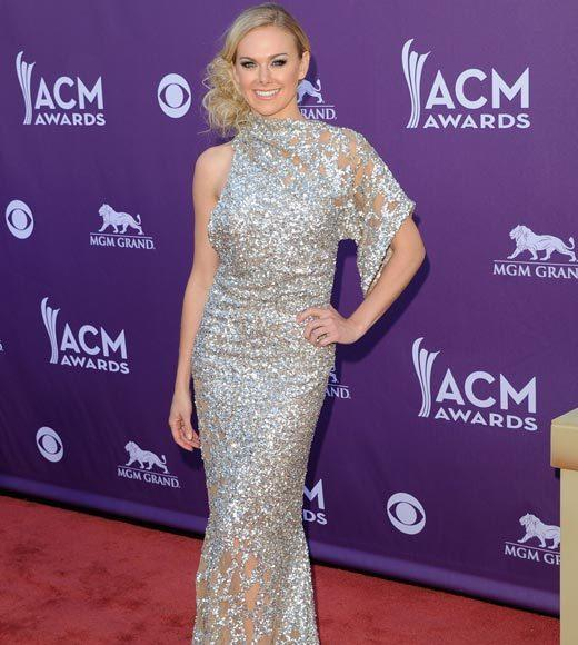 Academy of Country Music Awards 2012: Red carpet pics: Laura Bell Bundy