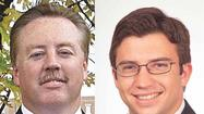 Two Eastern Panhandle lawmakers in the state House of Delegates have sworn off pork.