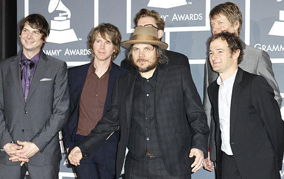 Wilco at the Grammy Awards