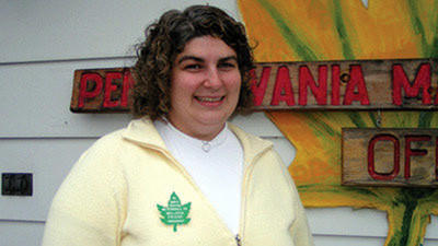 Melissa Friend, president of the Pa. Maple Festival Association, said her business grew during the festival.