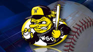 "<span style=""font-size: x-small;"">Wichita State freshman Casey Gillaspie drove in four runs on two homeruns to lead the Shockers in a 10-7 win against Southern Illinois Sunday at Eck Stadium.</span>"