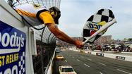 Newman wins wild finish at Martinsville Speedway