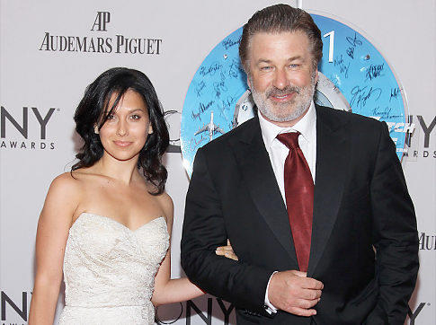 Alec Baldwin Is Engaged to Hilaria