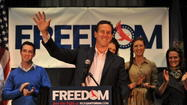 Rick Santorum, whose campaign has seemed like something out of a science fiction novel to the Pennsylvanians who ended his political career six years ago, is kicking off his return to the state in the aptly named town of Mars.