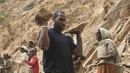 Pictures: Raven Anquan Boldin helps Ethiopian drought victims