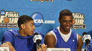Anthony Davis, Terrence Jones