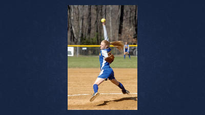 Shanksville's Kayla Stockenus posted the mound victory against visiting Blacklick on Monday.
