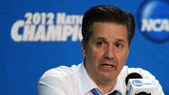 Give Calipari credit for Kentucky's big win