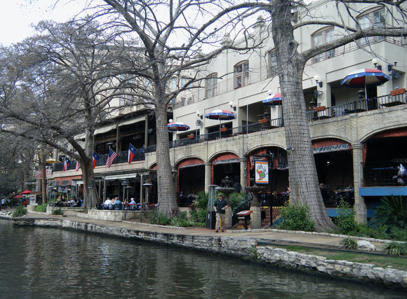 Travel to San Antonio, Texas