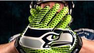 Photos: New Seahawks uniforms