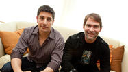 Jason Biggs, Seann William Scott of 'American Reunion'