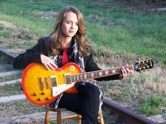Bria Kelly is a finalist in the Sea Level songwriting contest.