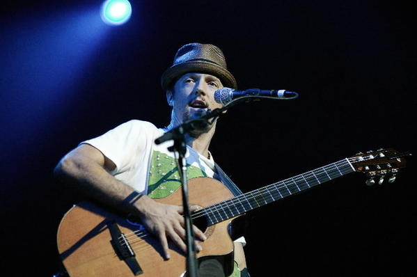 "Mraz is launching a new tour in June to promote new album ""Love is a Four Letter Word.""He'll play Merriweather Post Pavilion August 24. Ticket information is not yet available."