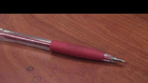 A Teacher Uses Red Pens To Help Students And Syria