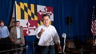 Mitt Romney: Stiff? Unzipped? Jon Stewart joke has Baltimore roots