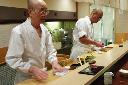 'Jiro Dreams of Sushi'