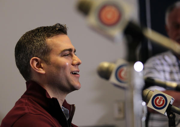 Theo Epstein already has made big changes in the Cubs organization.