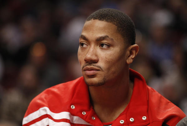 Bulls guard Derrick Rose went through a full workout and could return to the court Thursday.