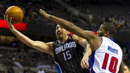 <b>Pictures: </b> Orlando Magic at Detroit Pistons