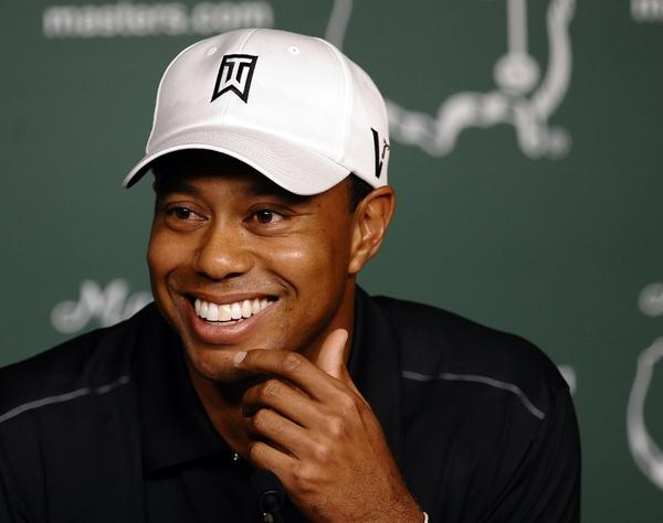 Tiger Woods' knowledge of Augusta National is one of his strengths going into the Masters.