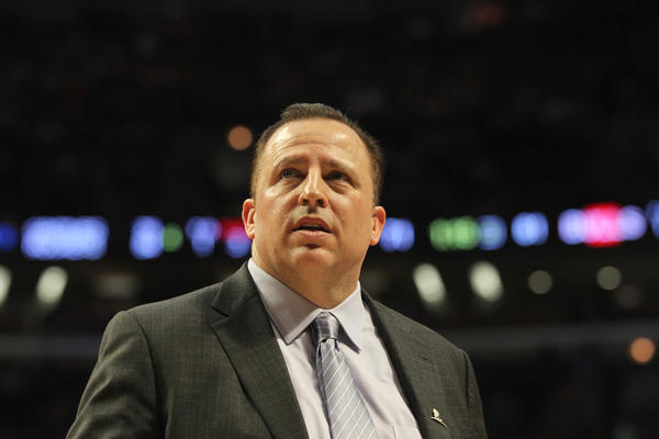 Bulls coach Tom Thibodeau wasn't about to let his team off the hook for a weak performance.