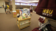 Come this fall, the bookstore at Northern State University will look more trim — 30 percent more trim.