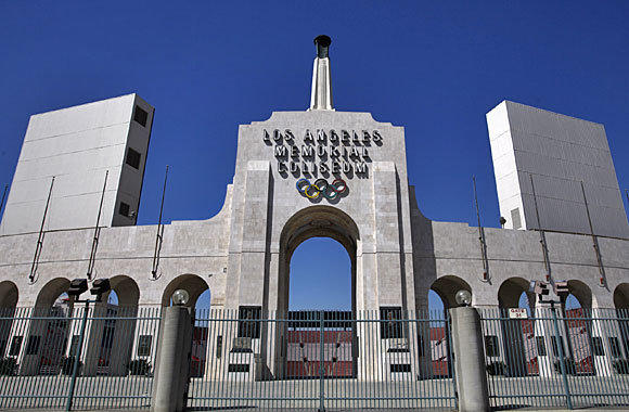 USC would receive lucrative naming and advertising rights to the Coliseum.