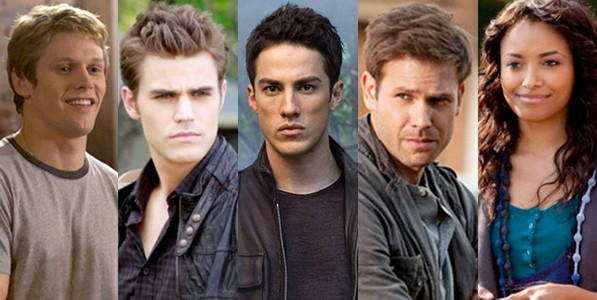 "Cast members Zach Roerig, Paul Wesley, Michael Trevino, Matt Davis and Kat Graham will be among the guests at the ""TVD"" convention."