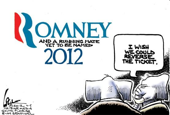 Mitt Romney the presumptive nominee
