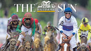 The Baltimore Sun's Preakness front pages
