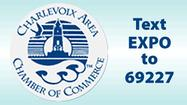 Text EXPO to 69227 - Charlevoix Area Chamber of Commerce