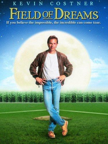 "Director Phil Alden Robinson based his screenplay on a book by W.P. Kinsella. Kevin Costner stars as Ray, and Ray Liotta plays ""Shoeless"" Joe Jackson."