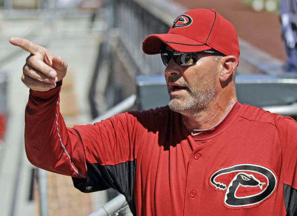 Kirk Gibson and the Arizona Diamondbacks are the team to beat in the NL West.