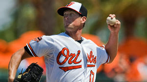 Matusz sharp in Orioles' exhibition loss to Triple-A Norfolk