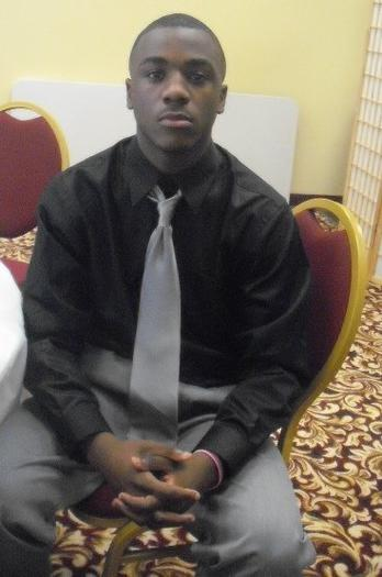 Javell Heath, in an undated photo, was shot March 27. Baltimore Police are asking for tips.