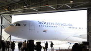 Johannesburg to New York on South African Airways