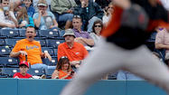 Norfolk Tides VS Baltimore Orioles