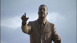 People gather to remember Dr. Martin Luther King, Jr. in Roanoke