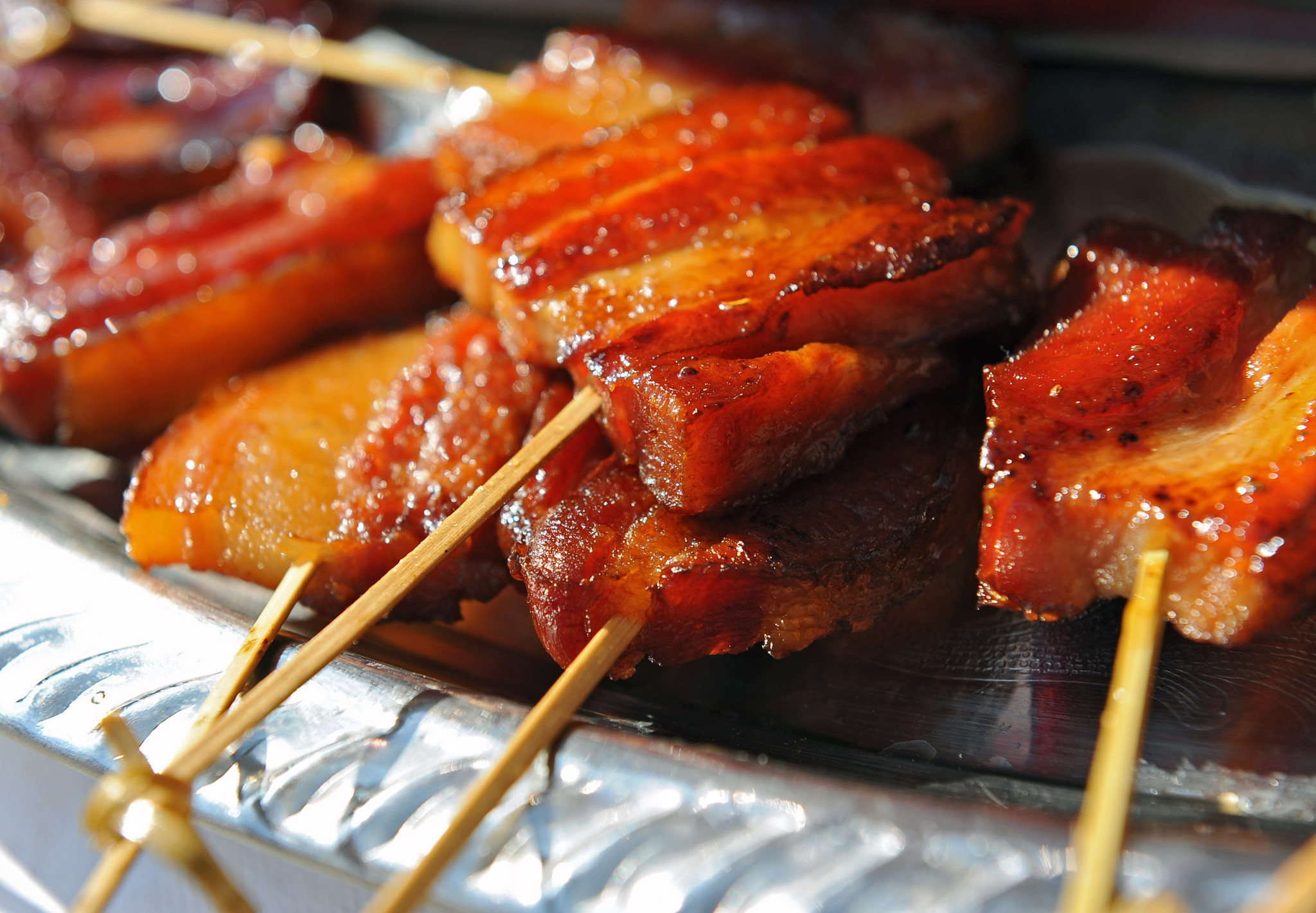 New food items at Oriole Park, and some returning favorites [Pictures] - Bacon-on-a-stick