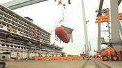 Carnival Breeze video: Making of Carnival Breeze