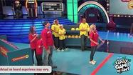 Carnival Breeze video: Hasbro The Game Show