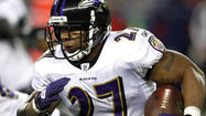 A day after Ray Rice broke the silence about his contract status by saying he had outplayed his rookie deal, Ravens general manger Ozzie Newsome agreed with the Pro Bowl running back and indicated that he is happy with the progress the organization has made in long-term contract talks with Todd France, the agent for Rice.
