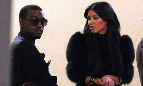 "Kanye West's New Song ""Theraflu"": Is He ""in Love"" With Kim Kardashian?"